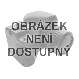Pánský skládací deštník NEAPOL červený složený